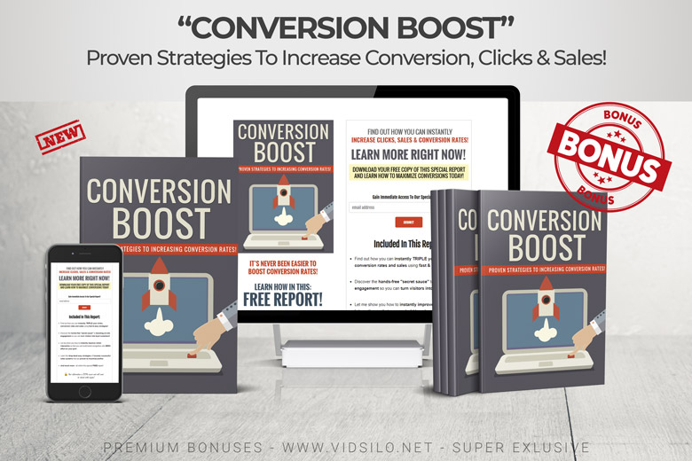 conversion boost ebook