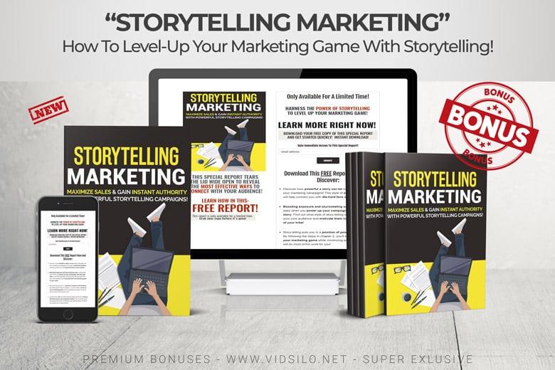 Storytelling Marketing Ebook